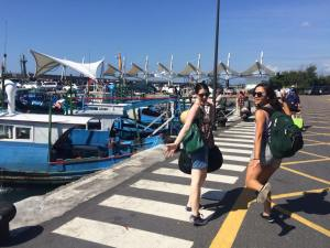 Green Island Ferry