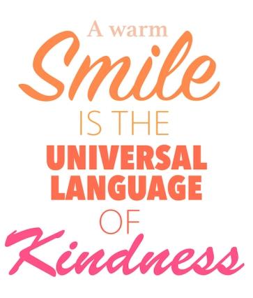 SmileKindness